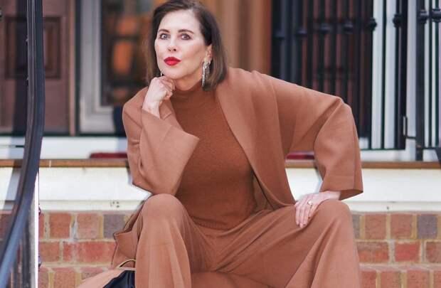 11 модных весенних образов для женщин 40-50 лет 2021