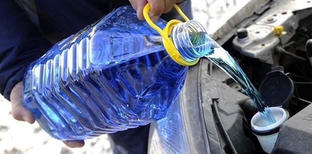 Жидкость, концентрат или таблетки? Какой вид жидкости для омывателя лучше всего подходит вам?