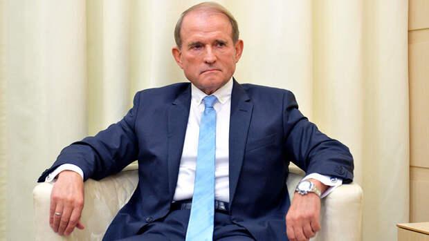 Медведчук обвинил администрацию Зеленского в репрессиях против оппонентов