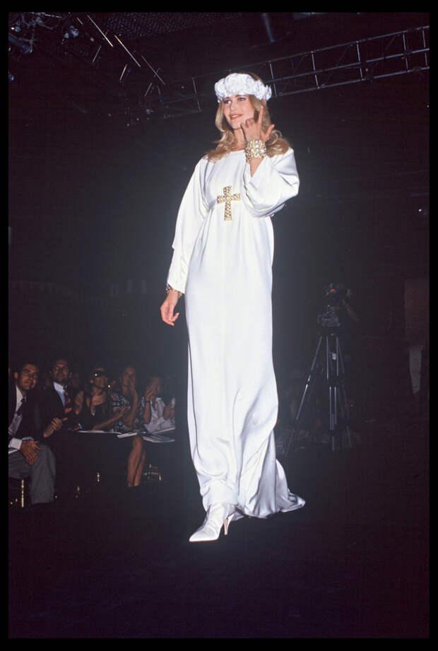 Платья Chanel, созданных Карлом Лагерфельдом