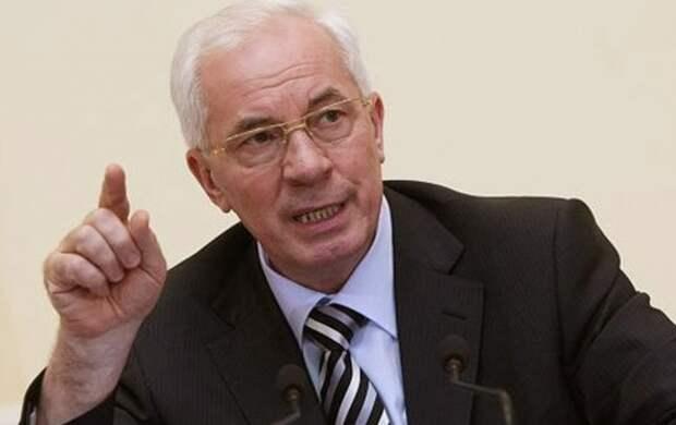 Бывший премьер Украины назвал настоящих хозяев страны