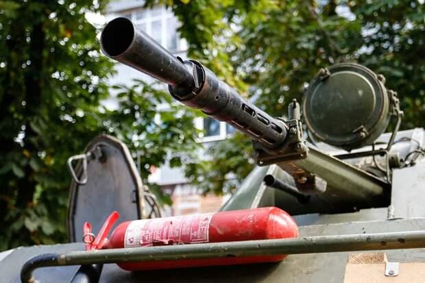 Мощнейший советский пулемет, который прикончил своего создателя.