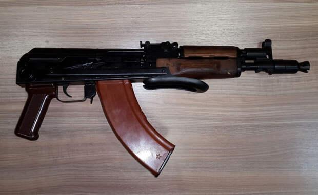 Гражданское оружие нашей страны, которое способно защищать