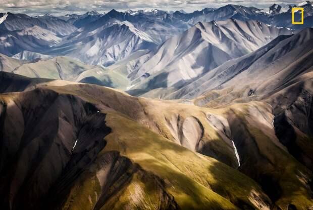 Горы Маккензи: знаменитый горный хребет в Канаде. Снимок сделан неподалеку от национального парка Наатсичо national geographic, дикая природа, лучшие фотографии, фотографии природы, фотоконкурс, фотоконкурсы. природа