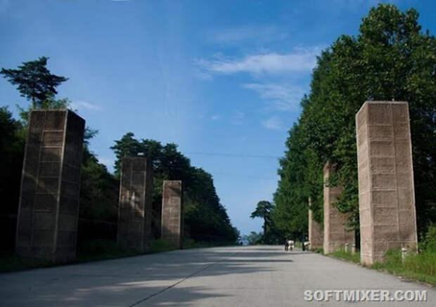 Дороги Северной Кореи