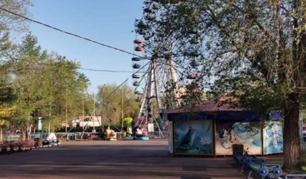 Каруселек небудет. Мэрия Оренбурга банкротит оператора парка им. 50-летия СССР
