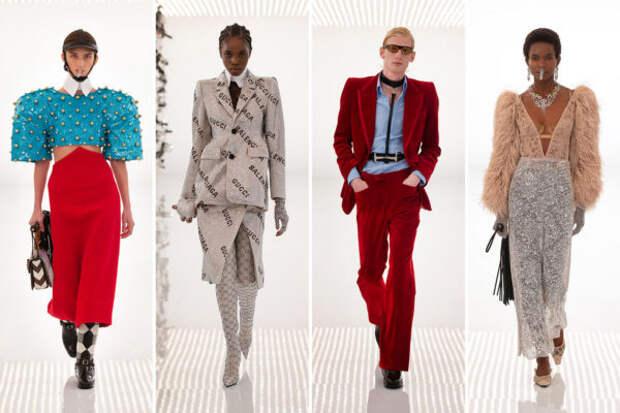 Gucci сделали коллекцию с Balenciaga — и это как ко...