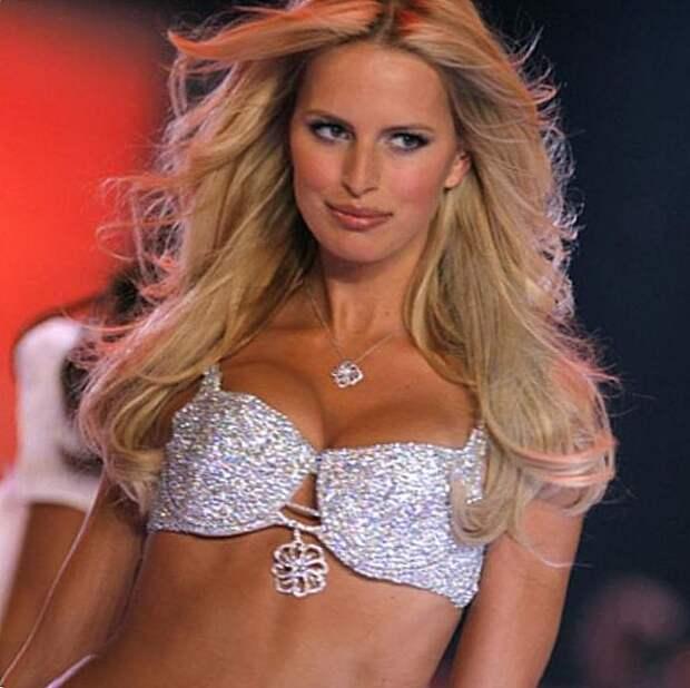 Бюстгальтер «Victoria's Secret Hearts on Fire Diamond Fantasy»: $6,5 млн.