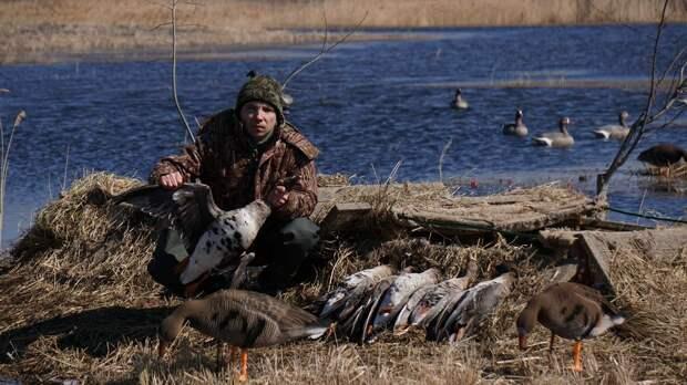 Весенняя охота на юге Нижегородской области