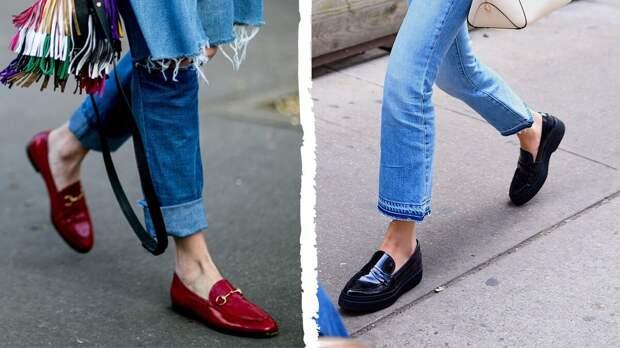 7 пар обуви на плоской подошве, которые смотрятся не хуже моделей на каблуках