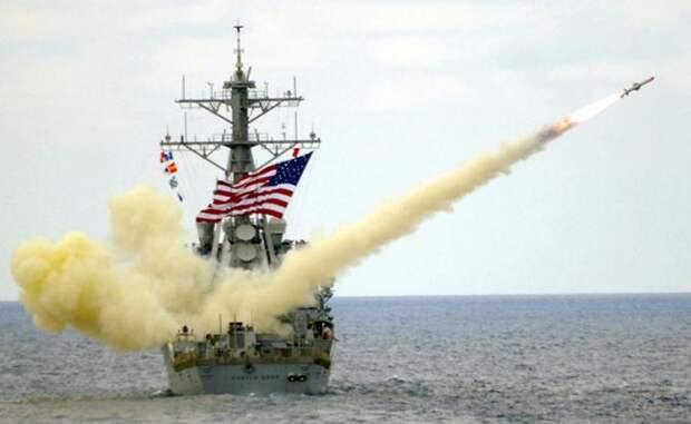 На фото: американский эсминец USS Donald Cook