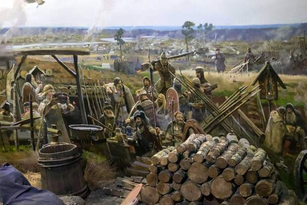 Стояние на Угре. Как Иван III одержал победу в борьбе с Ордой