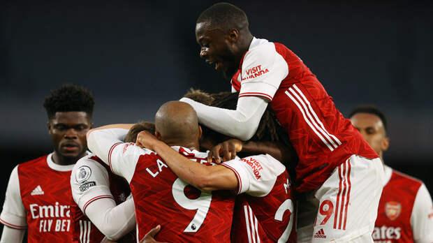 «Арсенал» победил «Вест Бромвич» в матче АПЛ