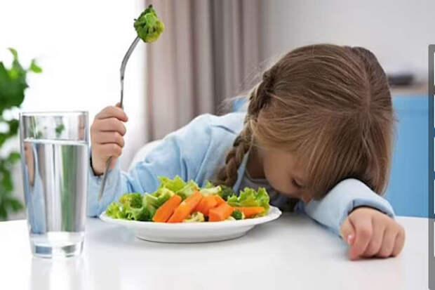 Оригинальный способ побудить детей кушать больше овощей