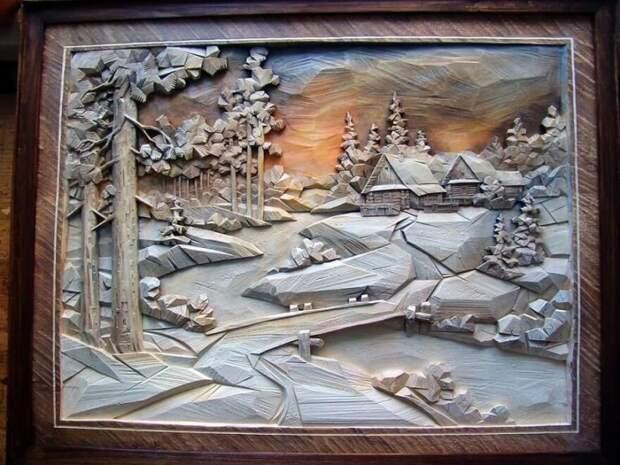 Аж дух захватывает от мастерства художников этой русской семьи!