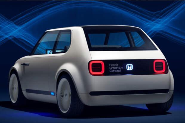 Honda Urban EV фото 1