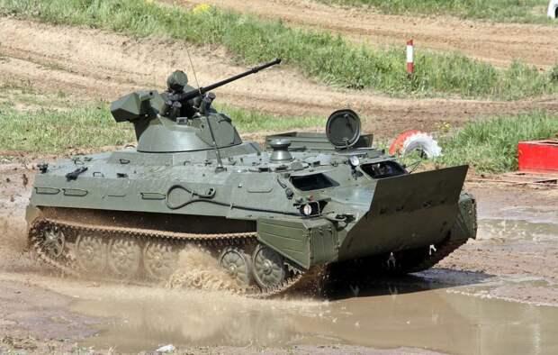 Армейский вездеход МТЛБ: бессмертная и вездесущая «мотолыга»