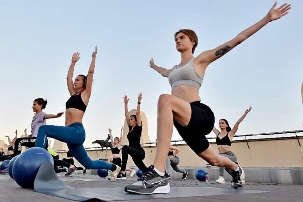 Фитнес-эксперт объяснила снижение количества людей, ведущих здоровый образ жизни