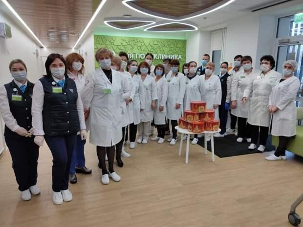 В детской поликлинике на Новгородской завершился капремонт