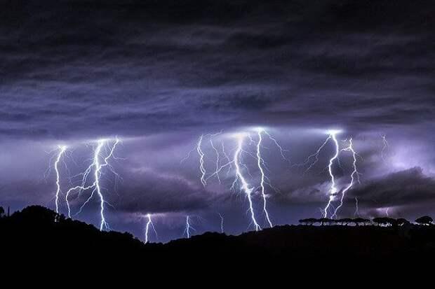 Огонь небес: загадка Маракайбо — места, где безостановочно сверкают молнии