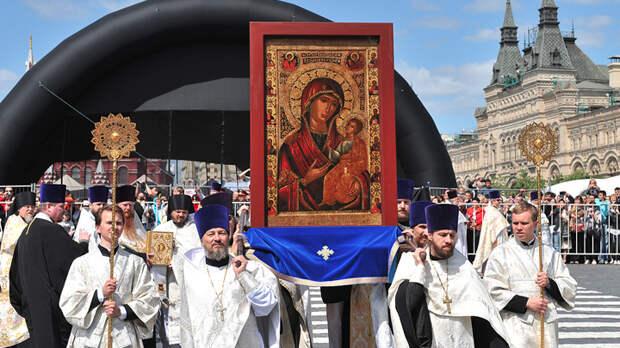 Светлый вторник. Иверская икона Божией Матери. Церковный календарь на 4 мая  Светлый вторник. Иверская икона Божией Матери. Церковный календарь на 4 мая