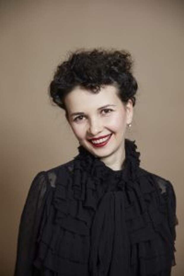 Мария Смольникова / Из личного архива