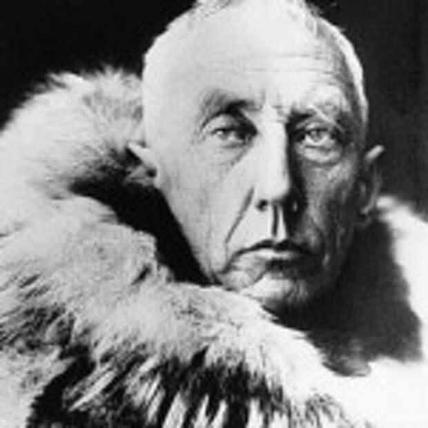 руаль амундсен роберт скотт экспедиция история