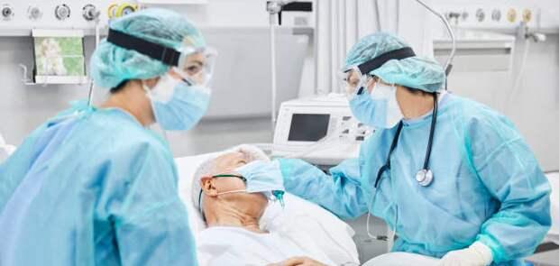 Очередной пик заболеваемости COVID-19 в РК Цой ожидает в конце апреля или в середине мая