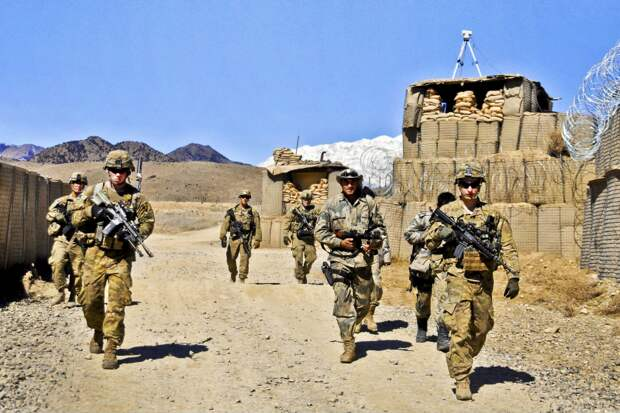 Афганистан вновь станет ареной борьбы
