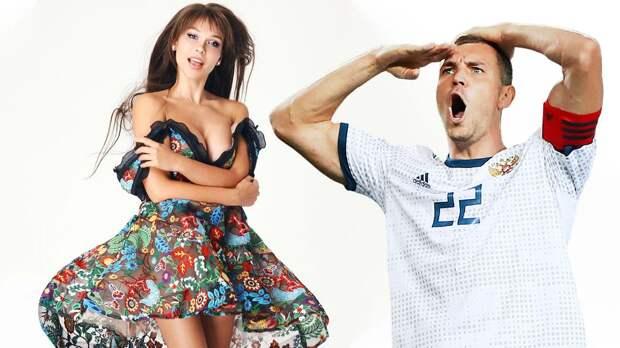 Модель Мария Лиман назвала абсурдом отстранение Дзюбы от сборной России: «Полный бред»