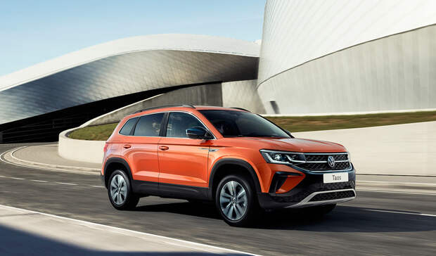 Volkswagen Taos. Наштурм нового сегмента!
