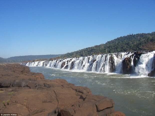 Водопады Мокона