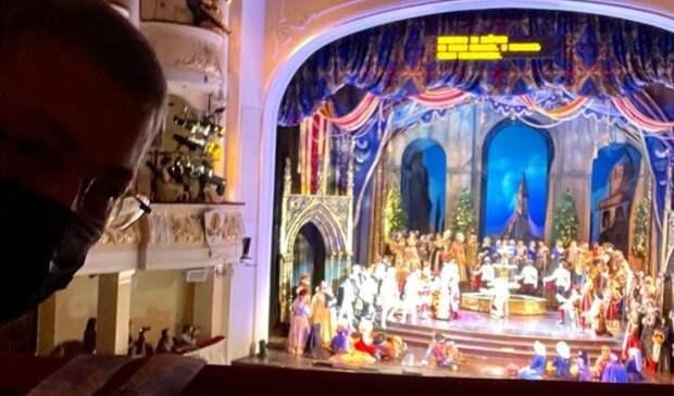 В Башкирском театре Оперы и балета состоялась премьера постановки «Дон Кихот»