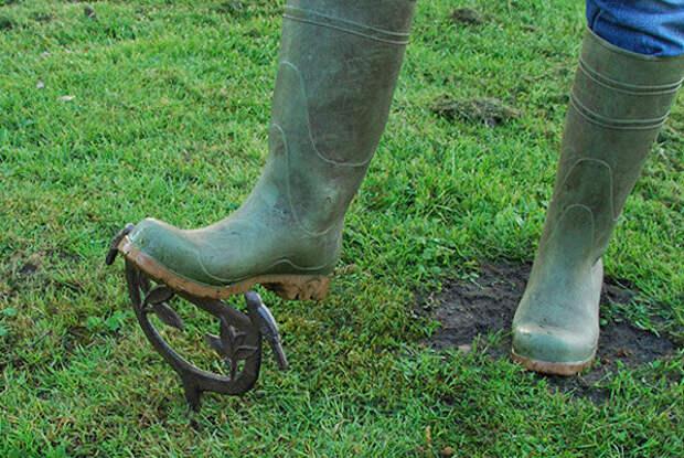 Как не тащить дачную грязь с огорода в дом: 3 достойных варианта решения проблемы