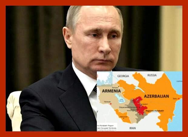 """Как Путин в очередной раз подтвердил, что он самый влиятельный человек мира. Ответ либеральному """"Эху"""""""