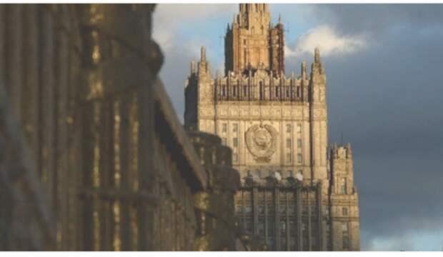 В МИД РФ предложили Киеву признать Крым российским в обмен на морскую границу