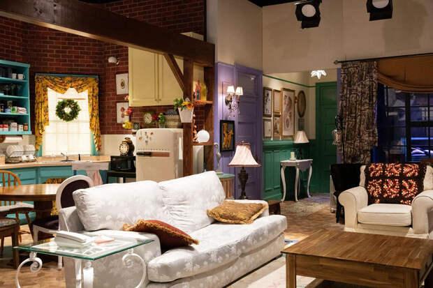 Фанатам «Друзей» предложили снять квартиру Моники и Рэйчел