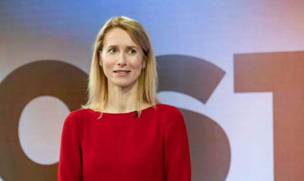 Премьер Эстонии призвала неполитизировать вопрос ороссийской вакцине