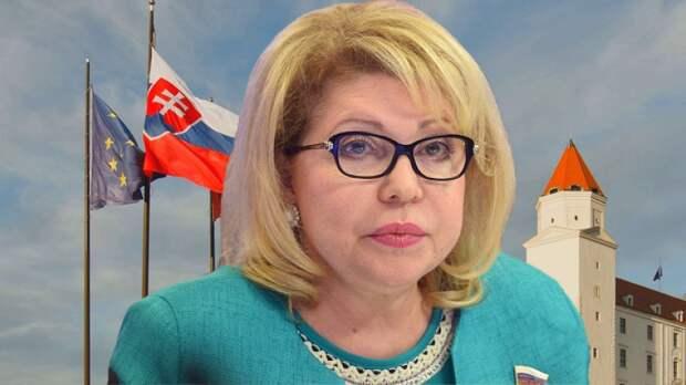 Депутат ГД: Высылкой российских дипломатов Словакия зарабатывает очки перед США