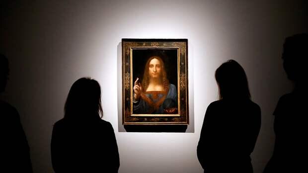 Куда пропала самая дорогая картина в мире «Спаситель мира» Леонардо да Винчи