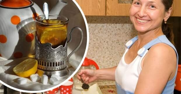 Почему бабушкин чай всегда был самым вкусным