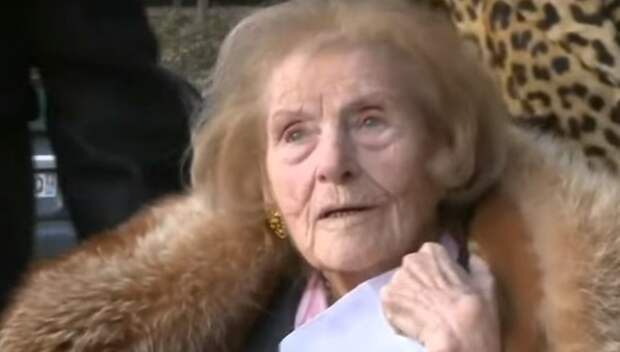 Умерла получившая российское гражданство в 100 лет баронесса фон Дрейер