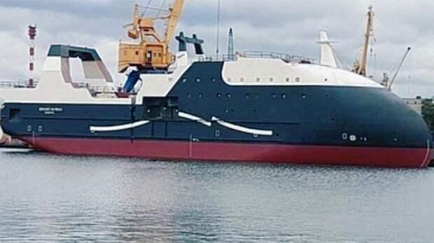 Россия умудряется строить корабли, которым нет равных во всем мире