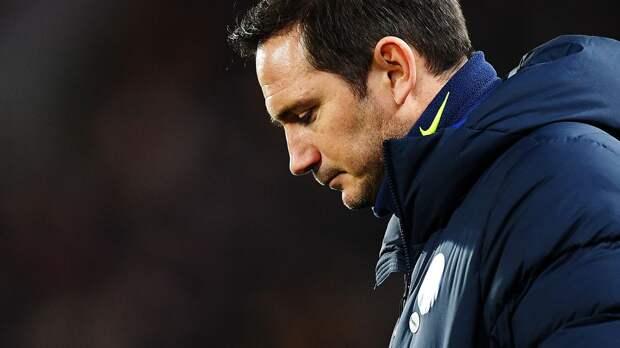 «Челси» официально подтвердил увольнение Лэмпарда с поста главного тренера