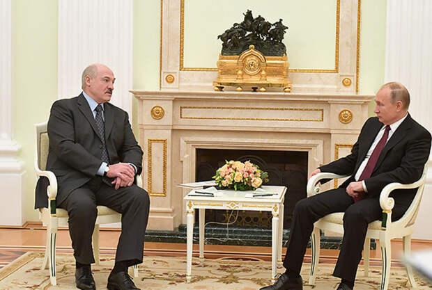 СМИ узнали детали третьего визита Лукашенко вРоссию вэтом году