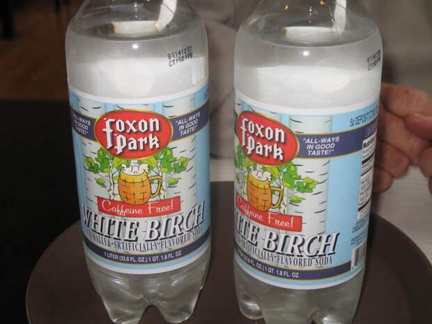 White Birch от Foxon Park  еда, жесть, факты