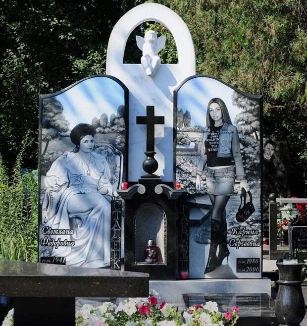 Женщины, убитые в ходе бандитских разборок. | Фото: amusingplanet.com.