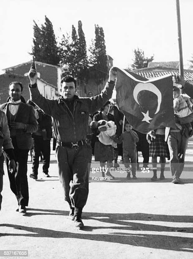 Трагические страницы истории Кипра: «Кровавое Рождество» и операция «Аттила»