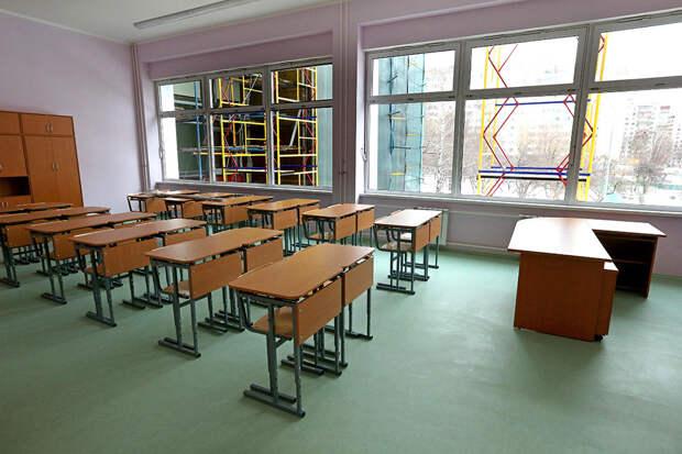 Минпросвещения: На строительство новых школ предусмотрено 750 млрд рублей