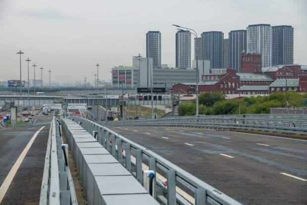 Современный транспортный каркас Москвы сформируют через два года